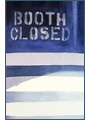 Booth Closed